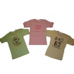 Marškinėliai vaikams Aga, 110 dydis