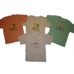 Marškinėliai vaikams Paczka, 110 dydis