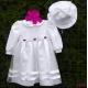 Suknelė krikštynoms Baby Colibra
