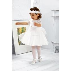 Suknelė su bolero krikštynoms BabyColibra