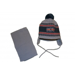 Kepurė+šalikas Pro-Han