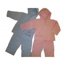 Komplektas pašiltintas kūdikiams Gamex dviejų dalių