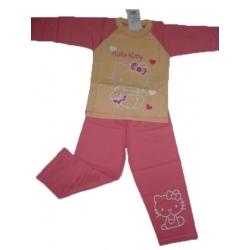 Pižama mergaitėms Hello Kitty Aniren, 98 dydis