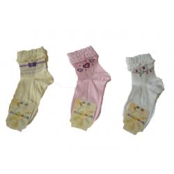 Kojinės puošnios Rewonki